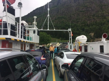 Ferrys de tots els tamanys.