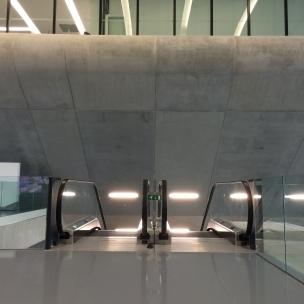 Les escales totalment integrades en l'estètica
