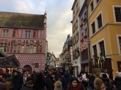 La plaça de l'Ajuntament bullia de gent