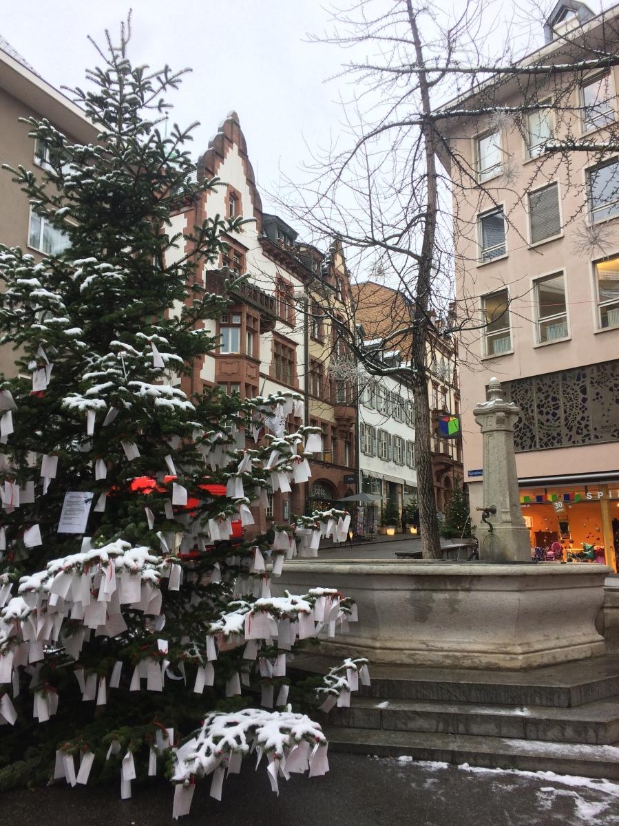 BASILEA i 4 dies d'arquitectura, art i mercats de Nadal