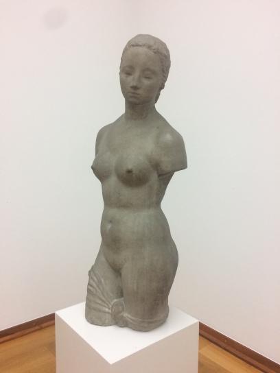 Weiblicher Torso 1910