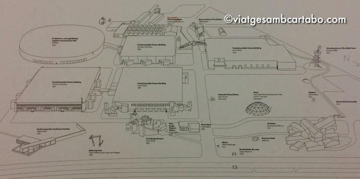 Vita Campus Map